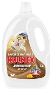 KULMEX® - Savon de Marseille Vollwaschmittel Gel, 4er Pack (1 x 240 Waschladungen) 0,07 EUR/ Waschladung