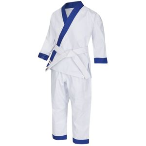 Phoenix PX Anzug Budo Kids 2 weiß-blau - Körpergröße: 110 cm