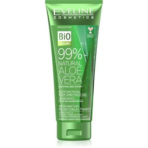 Eveline Cosmetics - Gesichts- & Körpergel - 99% Natural Aloe Vera Multifunctional Body and Face Gel