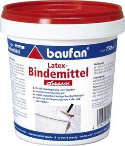 baufan Latex Bindemittel Classic 750ml - zur Versiegelung