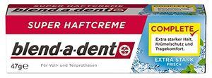 Blend-a-dent Complete Extra Stark Frisch Super-Haftcreme 3er Pack