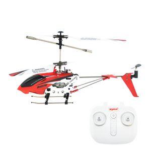 EFASO NEUE 2020er VERSION - 2,4GHz 3-Kanal Helikopter - Syma S107H mit automatischer Höhehaltung Altitude Hold, automatischer Start-/Landefunktion und Akkustandswarnung