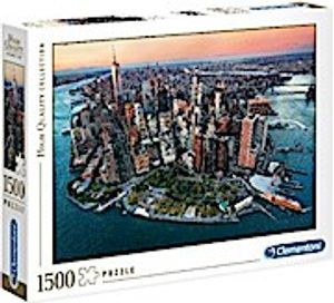 Clementoni puzzle New York 1500 Teile