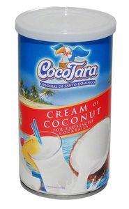 CocoTara Cream of Coconut Kokosnusscreme für exotische Cocktails 0,33 l Dose