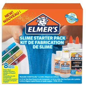 ELMER'S Slime Starter-Set 8-teilig