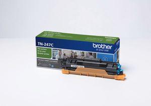 Brother  TN-247C Cyan  Original Toner 2.300 Seiten