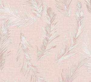 A.S. Création Vliestapete Four Seasons Tapete grau rosa 10,05 m x 0,53 m 358962 35896-2
