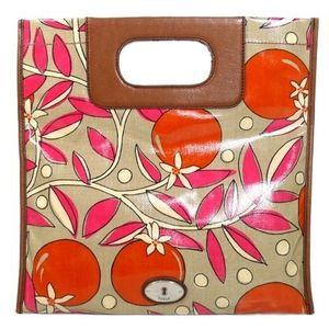 Fossil KEY PER Pink-Floral ZB5156-843 Handtasche Tasche Henkeltasche