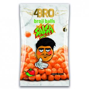 4Bro - Broji Balls Salsa 75g Maisbällchen
