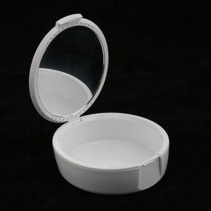 1 Stück Mundschutztasche , Farbe Weiß