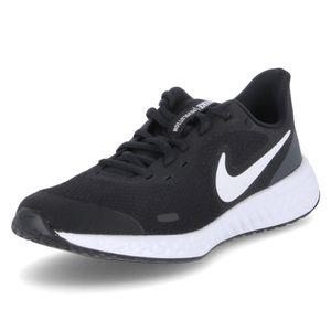 Nike Kinder Sneaker  Textil schwarz 36