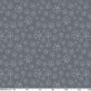 Tischdecke abwaschbar Wachstuch Pusteblume Edel 140x100 cm Anthrazit