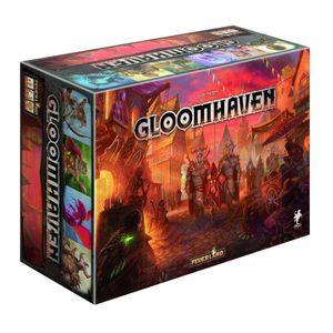 Gloomhaven(deutsch), 1-4 Spieler, ab 14 Jahre