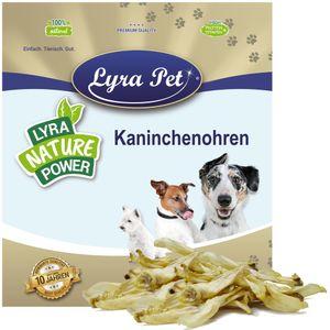 1 kg Lyra Pet® Kaninchenohren
