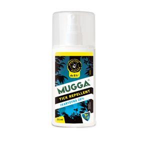 Mugga Spray 75ml 25% Icaridin gegen Insekten Insektenspray Zitrusduft