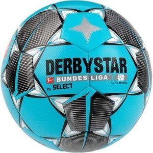 DERBYSTAR Bundesliga Player Special Fußball türkis/schwarz/grau 5