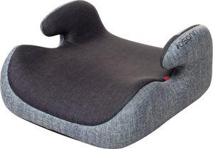 Osann Kindersitzerhöhung Hula Gruppe 2/3 (15-36 kg) Sitzerhöhung - Black Melange