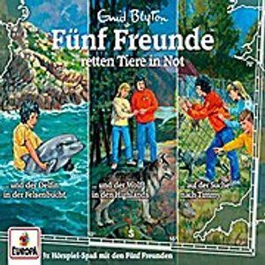 Fünf Freunde - 3er-Box 32? retten Tiere in Not (Folgen 112,117,124)