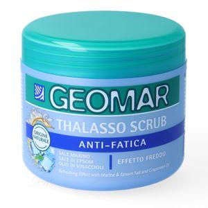 GEOMAR Thalasso Scrub Peeling Anti-Fatica 600 g