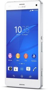 Sony Xperia Z3 compact 16GB Smartphone weiss - DE Ware