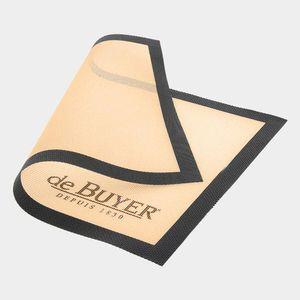 de Buyer 4938.40, Backmatte, Fiberglas, -55 - 280 °C, 400 mm, 30 cm
