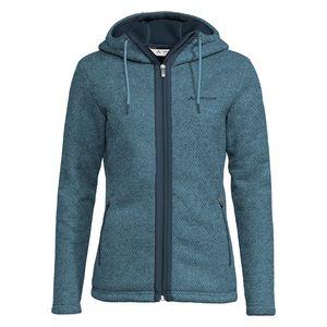 VAUDE Wo Skomer Hooded Jacket blue gray 42