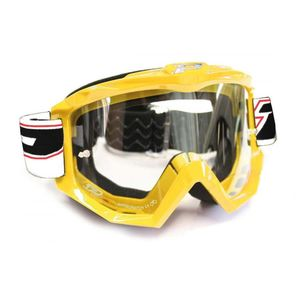 ProGrip Crossbrille Race Line gelb 3201 - Motocross Brille
