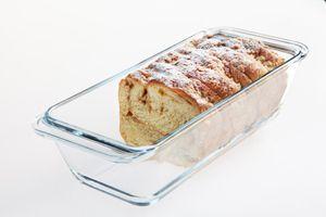 Kastenform Glas Pastetenform Backform Brotbackform Auflaufform Königskuchenform