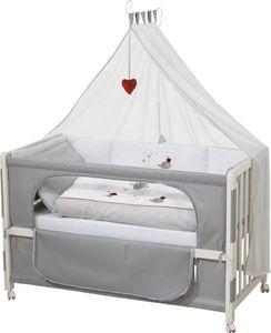 Roba Room Bed 'Adam & Eule' 60x120 cm; 16300-3 P148