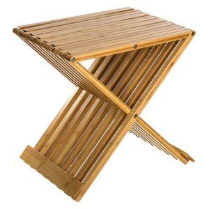 BAMBOU Bambushocker, gefaltet