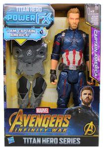 Marvel Avenger Captain America Action-Figur Infinity War Titan Hero