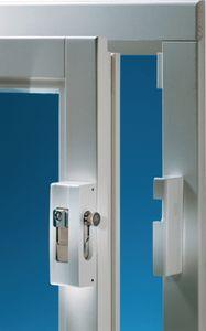 Fenstersicherung B1 W SB massiver Stahl-Riegelbolzen weiß