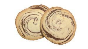 Vestakorn Sandtaler, 2x Vegane Cookies