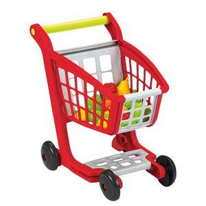 Ecoiffier Einkaufswagen mit Spielobst und Spielgemüse