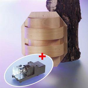 Eliga Leuchten Set klein für Sauna oder Infrarotkabine
