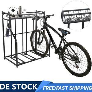 Fahrradständer Aufstellständer Mehrfachständer Bodenständer für 3Fahrräder DHL