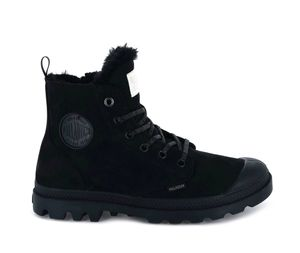 Palladium Pampa Hi Zip WL Black/Black Größe EU 41,5 Normal