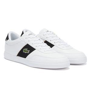 Lacoste Courtmaster Herren Sneaker in Weiß, Größe 43