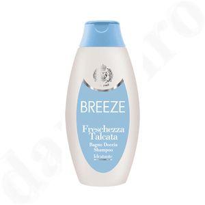 Breeze Badeschaum FRESCHEZZA TALCATA 400ml