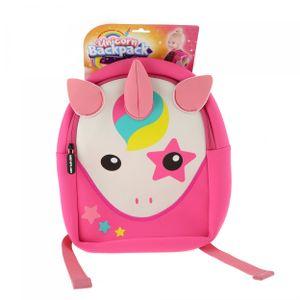 Toi-Toys rucksack Einhorn rosa 7 Liter