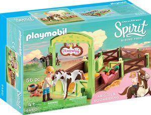 "Playmobil 9480 Pferdebox ""Abigail & Boomerang"""
