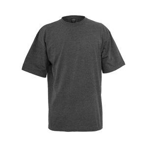 Urban Classics T-Shirt große Größen anthrazit melange, Größe:6XL