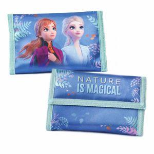 Mädchen Geldbörse   Disney Eiskönigin   Frozen II   Kinder Portemonnaie   Etui