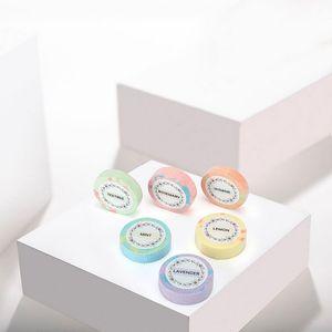 Aromatherapie-Duschdampfer, Duschbomben-Geschenkset - 6 organische natürliche Dampftabletten mit ätherischen Ölen für Entspannung & Home Spa, verdampfende Duschtabletten für Frauen