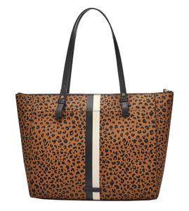 FOSSIL Rachel Tote Cheetah