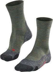 Falke TK2 Melange Trekking Socken Herren ivy green Schuhgröße EU 44-45