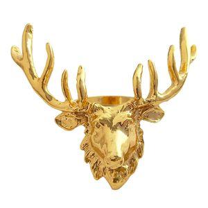 Weihnachten Serviettenringe Serviettenhalter Servietten Ringe Halter Deko Ornament Gold wie beschrieben