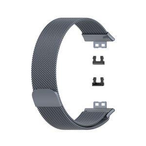Armbandarmband Armbandgürtel in Raumgrau für Huawei Watch Fit Uhrenzubehör
