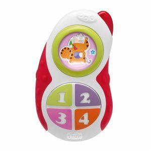 Chicco Baby Phone schnurloses Telefon Handy +6M