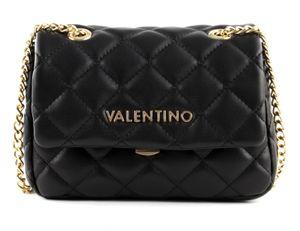 VALENTINO BAGS Ocarina Satchel Nero